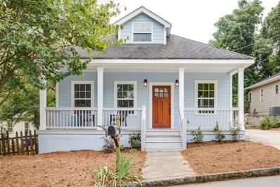 1555 New St NE, Atlanta, GA 30307 - MLS#: 6069951