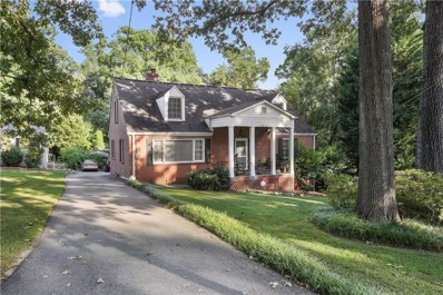 1678 N Druid Hills Rd NE, Brookhaven, GA 30319 - MLS#: 6070005