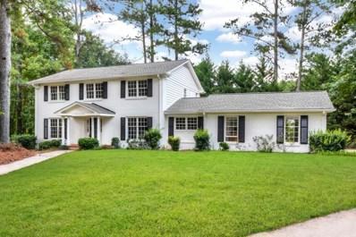 1495 High Haven Cts NE, Atlanta, GA 30329 - MLS#: 6070162