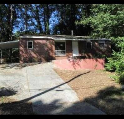 726 Alfred Rd NW, Atlanta, GA 30331 - MLS#: 6070812