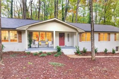 5370 Leather Stocking Ln, Stone Mountain, GA 30087 - MLS#: 6070818