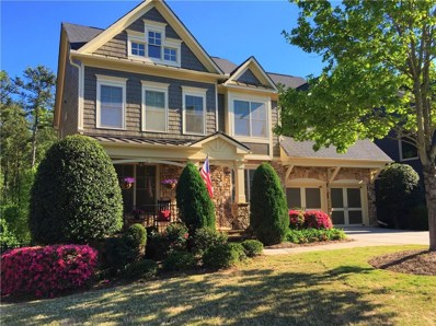 4201 Barnes Meadow Rd SW, Smyrna, GA 30082 - MLS#: 6070875