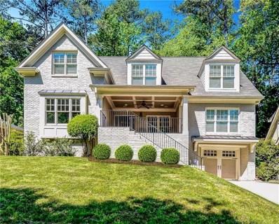 1370 Pasadena Avenue NE, Atlanta, GA 30306 - MLS#: 6071131