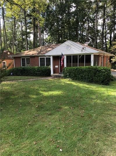 1660 Briarcliff Road NE, Atlanta, GA 30306 - MLS#: 6071289