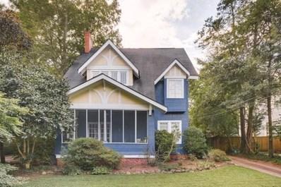 321 Adams St, Decatur, GA 30030 - MLS#: 6071291