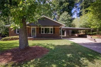 606 Green Acres Rd, Smyrna, GA 30080 - MLS#: 6071750