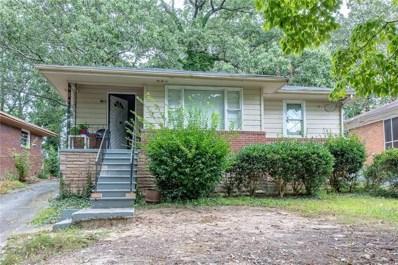 1591 Ezra Church Dr NW, Atlanta, GA 30314 - MLS#: 6071998