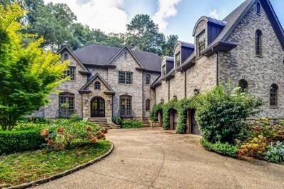 1118 W Wesley Road NW, Atlanta, GA 30327 - MLS#: 6072222
