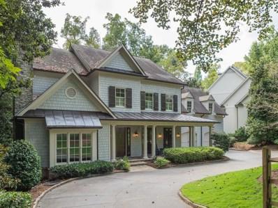 2899 Margaret Mitchell Drive NW, Atlanta, GA 30327 - MLS#: 6072733