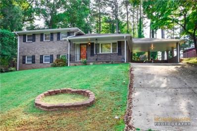 1956 Valley Ridge Dr SW, Atlanta, GA 30331 - MLS#: 6073029