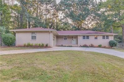 528 Rimrock Trl, Stone Mountain, GA 30083 - MLS#: 6073446