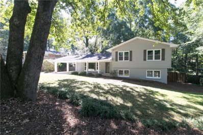 2585 Raintree Dr NE, Atlanta, GA 30345 - MLS#: 6073568
