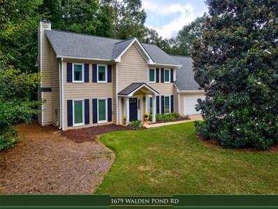 1679 Walden Pond Rd, Suwanee, GA 30024 - MLS#: 6073656