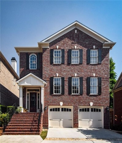 2601 Canterbury Trail, Atlanta, GA 30324 - MLS#: 6074447