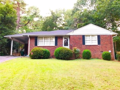 1523 Sagewood Cir, Stone Mountain, GA 30083 - MLS#: 6074561