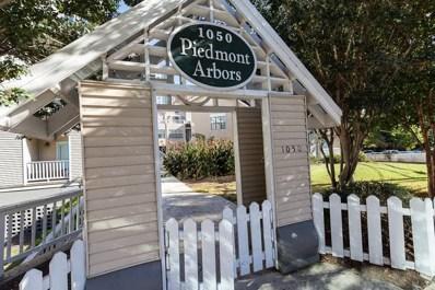 1050 Piedmont Ave NE UNIT 24, Atlanta, GA 30309 - MLS#: 6074585