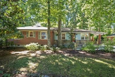 2181 Tanglewood Road, Decatur, GA 30033 - MLS#: 6075084