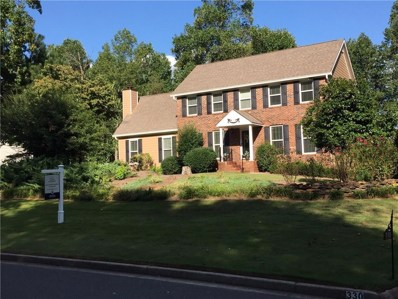 330 Barrow Downs, Alpharetta, GA 30004 - MLS#: 6075979