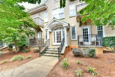 1034 Virginia Ave NE UNIT 5, Atlanta, GA 30306 - MLS#: 6077009