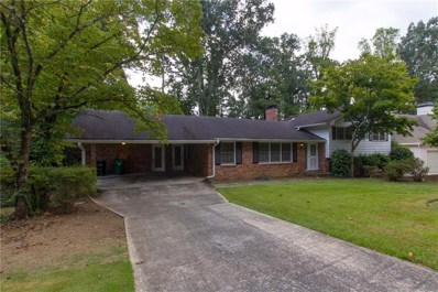 2295 Echo Hills Cir, Atlanta, GA 30345 - MLS#: 6077496