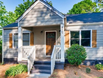 477 S Howard Street SE, Atlanta, GA 30317 - MLS#: 6078001