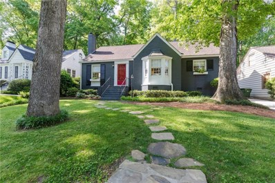 686 Longwood Dr NW, Atlanta, GA 30305 - MLS#: 6079201