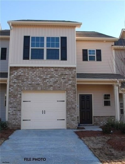 126 Spring Way Sq UNIT 9, Canton, GA 30114 - MLS#: 6079289