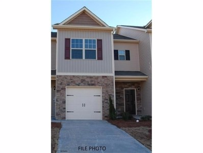 279 Valley Xing UNIT 206, Canton, GA 30114 - MLS#: 6079483