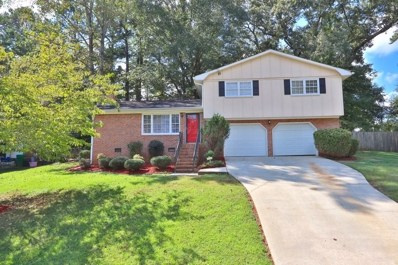 852 Needle Rock Dr, Stone Mountain, GA 30083 - MLS#: 6079550