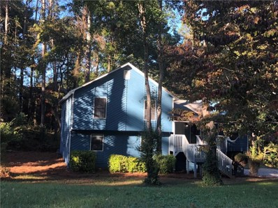 1726 Hickory Grove Way NW, Acworth, GA 30102 - MLS#: 6079687