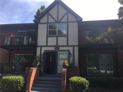 6851 Roswell Rd UNIT G5, Atlanta, GA 30328 - MLS#: 6079957