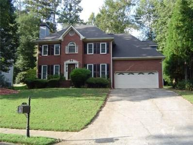 1631 N Milford Creek Lane SW, Marietta, GA 30008 - #: 6079983