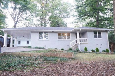 3260 N Druid Hills Rd, Decatur, GA 30033 - MLS#: 6082311