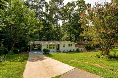 2267 Capehart Circle NE, Atlanta, GA 30345 - MLS#: 6083110