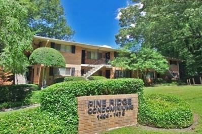 1470 E Rock Springs Rd NE UNIT 1470, Atlanta, GA 30306 - MLS#: 6083318