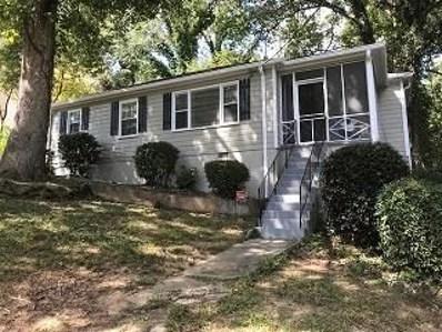 2733 Baker Ridge Dr NW, Atlanta, GA 30318 - MLS#: 6083645