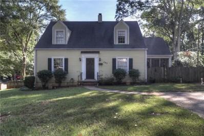 594 Cherokee St NE, Marietta, GA 30060 - MLS#: 6084556