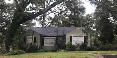 1109 Enota Ave NE, Gainesville, GA 30501 - MLS#: 6084750