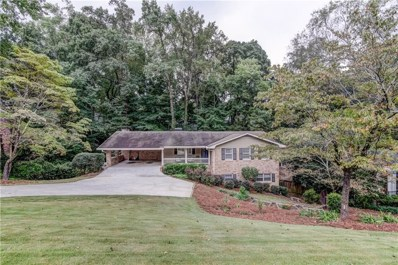655 Amberidge Trl, Sandy Springs, GA 30328 - #: 6084854