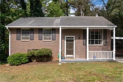 2478 Benson Poole Rd SE, Smyrna, GA 30082 - MLS#: 6084951