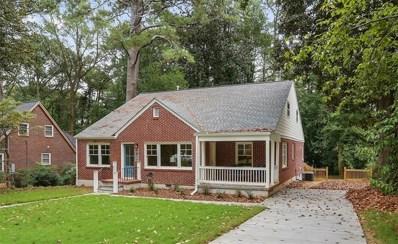 1817 Dyson Drive, Decatur, GA 30030 - MLS#: 6085440