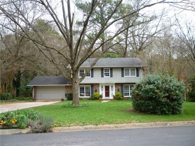 2026 Walton Woods Circle, Tucker, GA 30084 - MLS#: 6085816