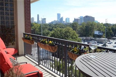 3820 Roswell Road NE UNIT 708, Atlanta, GA 30342 - MLS#: 6086125
