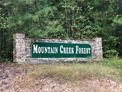 22 Mountain Creek Trl, Fairmount, GA 30139 - MLS#: 6086839