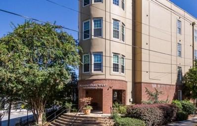 1029 Piedmont Ave NE UNIT 304, Atlanta, GA 30309 - MLS#: 6087622
