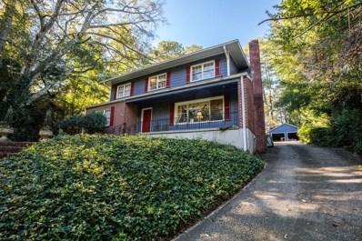 922 Lullwater Rd NE, Atlanta, GA 30307 - MLS#: 6087722