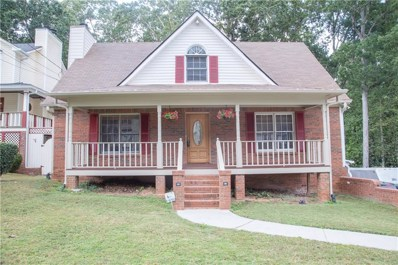 553 Freemans Walk, Stone Mountain, GA 30083 - MLS#: 6088049