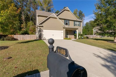 4488 Spring Mountain Ln NE, Powder Springs, GA 30127 - MLS#: 6088733