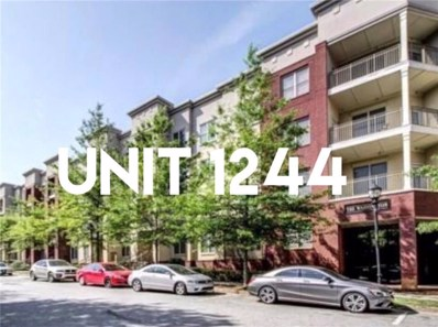 870 Mayson Turner Rd NW UNIT 1244, Atlanta, GA 30314 - MLS#: 6088973