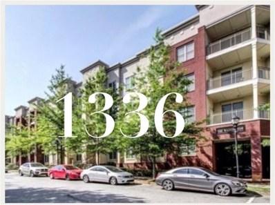 870 Mayson Turner Rd NW UNIT 1336, Atlanta, GA 30314 - MLS#: 6089894
